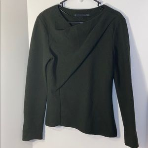 Zara long sleeve shirt